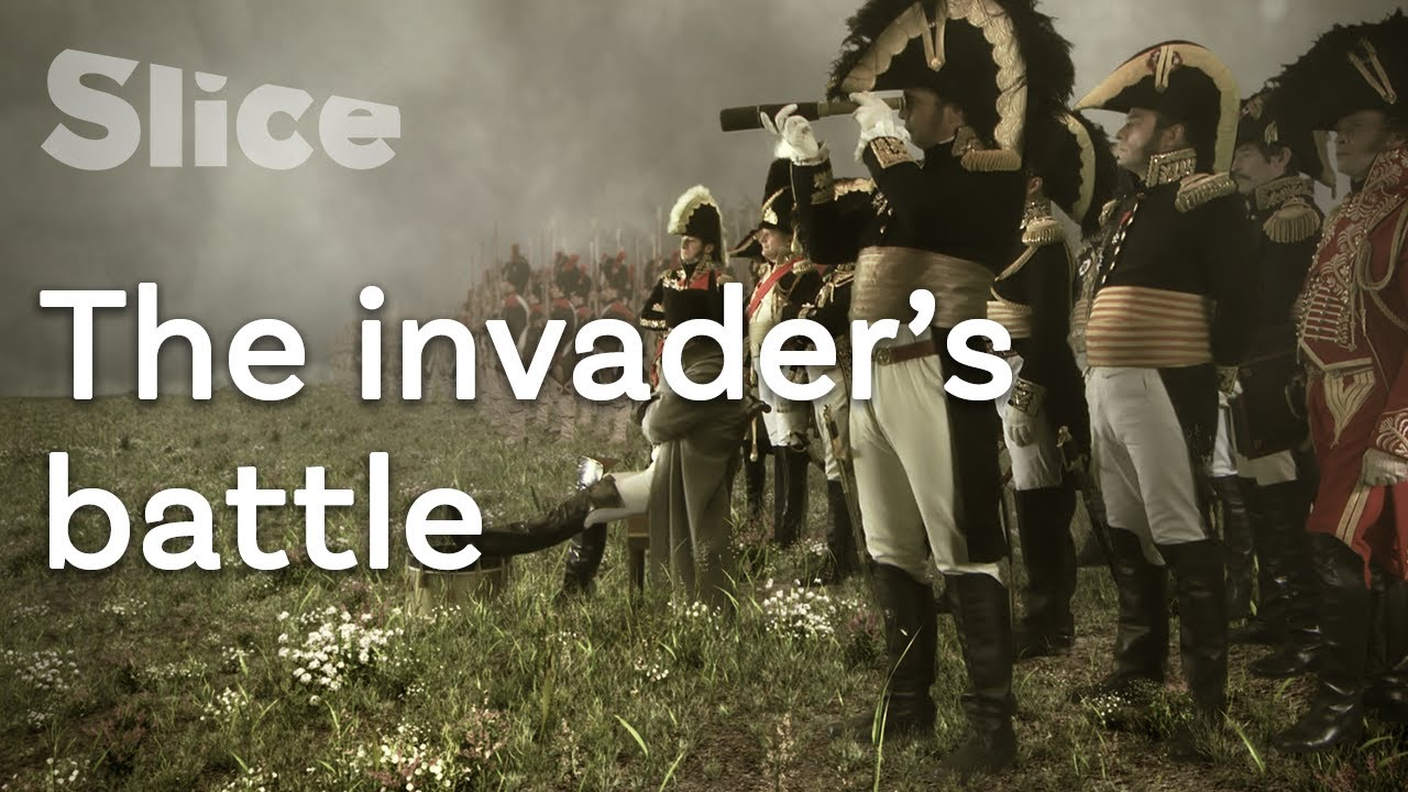 Download The Battle of Smolensk for Napoleon conquest of Russia   SLICE