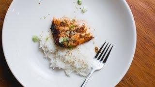 Three Ingredient Salmon