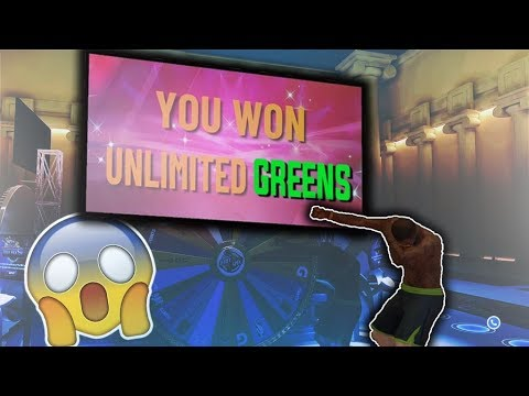 2K BLESSED my STRETCH FOUR with UNLIMITED GREENS - VIP WHEEL NBA 2K19