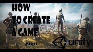 HOW TO CREATE A GAME (INTRO&BASICS) IN TAMIL