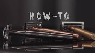 Greencult - Rasierhobel  HOW TO