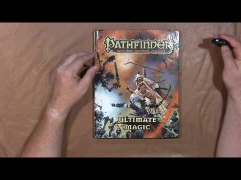 Flip Through Review 61: Ultimate Magic For Pathfinder