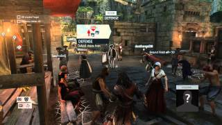 Assassin's Creed IV: Black Flag - (Multiplayer) Wolf Pack on Saba Island Map, Synch Kill & Infection