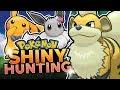 LIVE SHINY GROWLITHE HUNTING! Pokemon Let's Go Pikachu & Let's Go Eevee Shiny Hunting