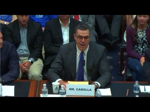 "Adam Carolla's opening statement at Oversight hearing on ""safe spaces"""