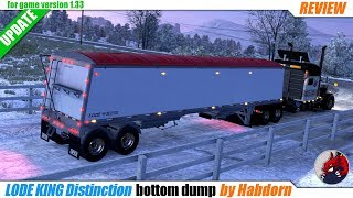 "[""BEAST"", ""Review"", ""Let'sPlay"", ""AmericanTruckSimulator"", ""ATS"", ""ATSModReview"", ""ATSModsReview"", ""Lode King Distinction Bottom Dump""]"