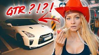 NAJLEPSZY PREZENT NIESPODZIANKA !!! *Nissan GTR oraz ...*