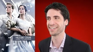 The Hunger Games: Catching Fire SPOILER talk