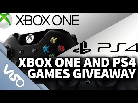 Xbox One and PS4 Games Giveaway!