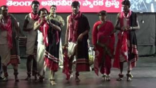 VEERA TELANGANA SONG | Arunodaya Vimalakka