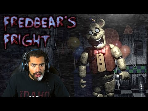 UH-OH, ALL THESE NEW ANIMATRONICS WANT ME DEAD! | FredBear's Fright