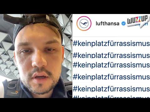 Slavik Junge: Rassismus Vorwürfe gegen die Lufthansa! - WuzzUp Feedback