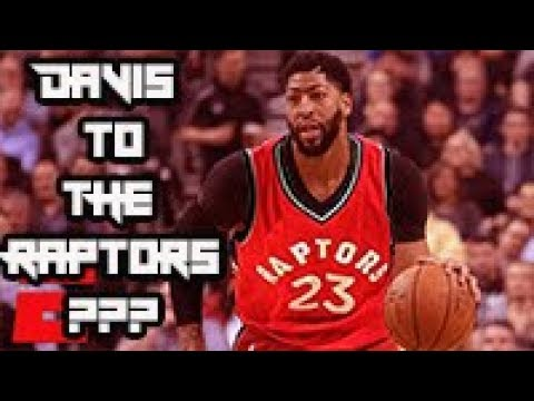 Anthony Davis to the Raptors? HIGHEST ODDS of landing this SUPERSTAR