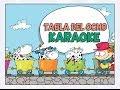 KARAOKE Canciones las Tablas de Multiplicar del 1 al 10 - TABLA DEL OCHO (8)