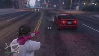 Grand Theft Auto V: Never Again Franklin
