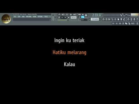 Inka Christie - Yang Ku Nanti (Karaoke)
