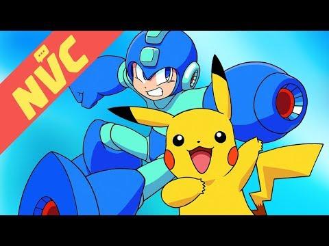 Mega Man 11, Super Mario Party and a Trip Down Pokemon Lane - NVC Ep 427