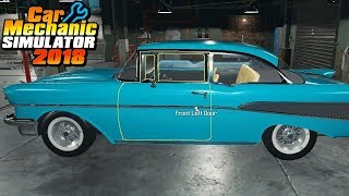 Car Mechanic Simulator 2018 (PC) ep45 Complete Delray Custom (Story order 31)