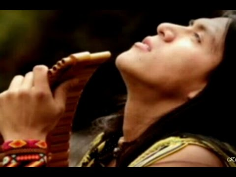☀♫ Leo ROJAS ~ El Pastor Solitario [Le Berger Solitaire] [The Lonely Shepherd] Video