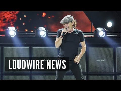 AC/DC Legend Brian Johnson Is 'Back in Black' With Muse