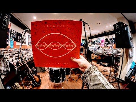 2017 NAVARONE Album Promotion In Store - 'OSCILLATION' @ Kroese Arnhem