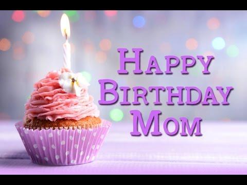 HAPPY BIRTHDAY MOM ECARD FOR MOM YouTube – Happy Birthday Mom Cards