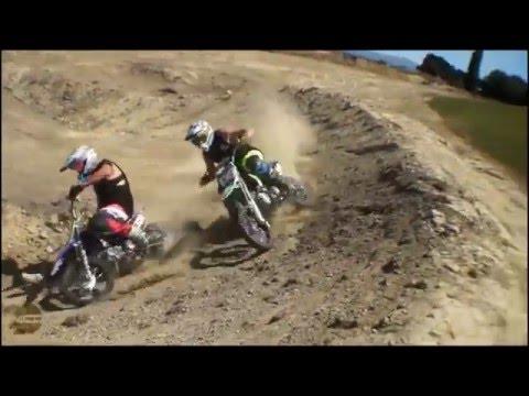2016 WORLD CUP of Pitbike Practise | Thumpstar TSK 110cc vs Yamaha TTR 110 | Pit Bike | Scrub | MX