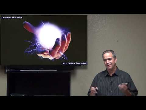 QUANTUM PHOTONICS: The Connection Between Biophotonic Energy & Consciousness With Matthew DeBow