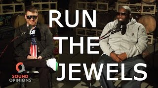Run The Jewels Interview (Live on Sound Opinions)