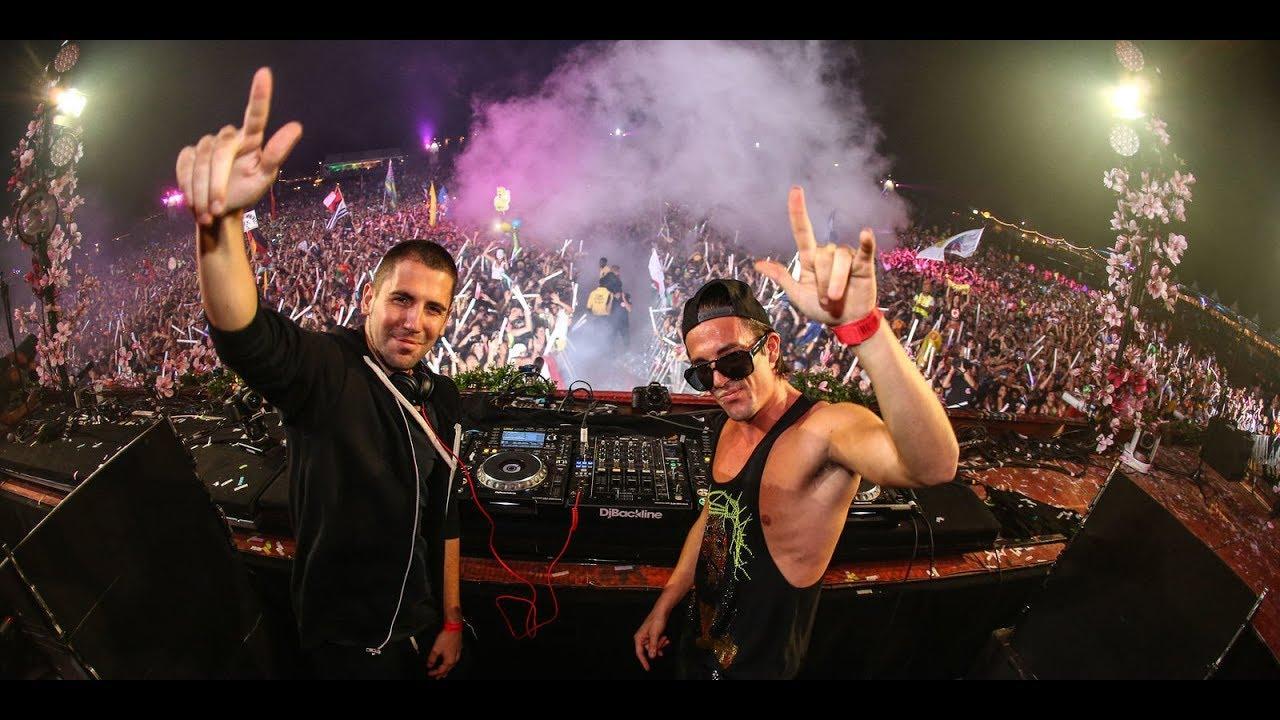 Dimitri Vegas & Like Mike   Anthem @ Tomorrowland ADE Ziggo Dome 2019