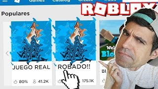 THIS ROBLOX GAME IS ROBEd !!!