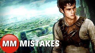 The 10 Biggest Craziest Maze Runner MOVIE MISTAKES You Didn't Notice |  The Maze Runner