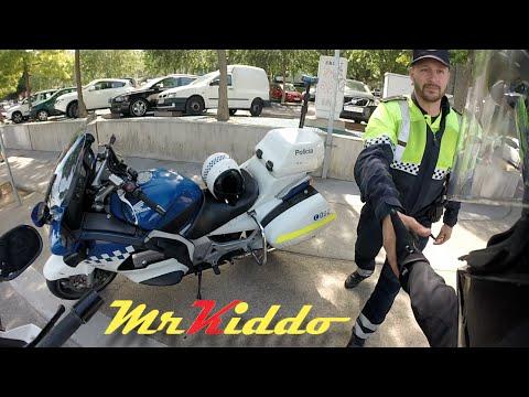 The Nicest Policeman Ever - Señor Kiddo's Spanish Adventures Ep2