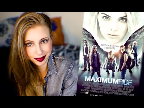 MAXIMUM RIDE MOVIE TALK | SPOILER FREE