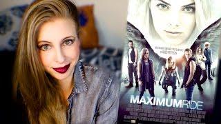 MAXIMUM RIDE MOVIE TALK | SPOILER FREE