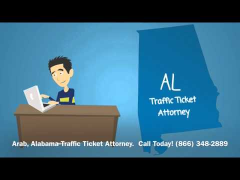 Help Arab, Alabama Traffic Speeding Ticket Lawyer - Best Arab, AL Traffic Attorney