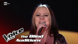"Selenia Stoppa ""Me So' Mbriacato"" - Blind Auditions #2 - The Voice of Italy 2018"
