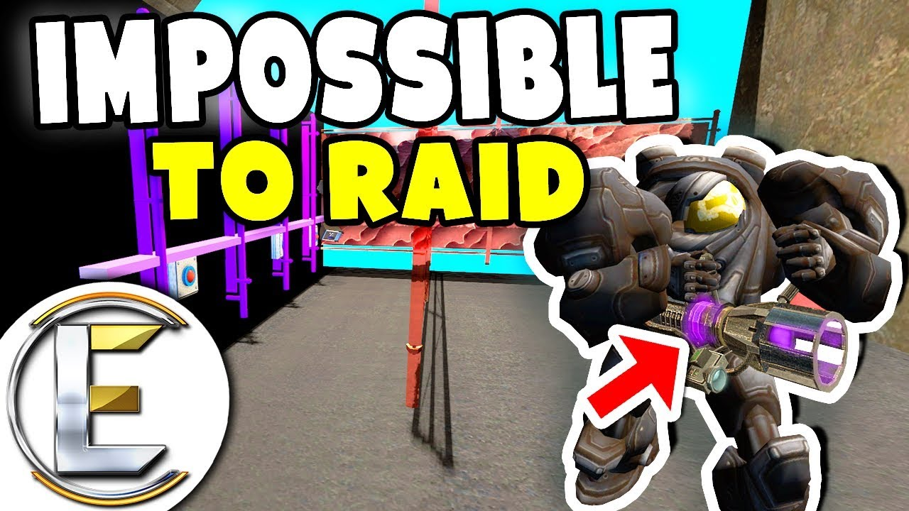 Impossible To Raid, Instant Vaporize OP Weapon - Gmod DarkRP Life (Building  The Ultimate Base)
