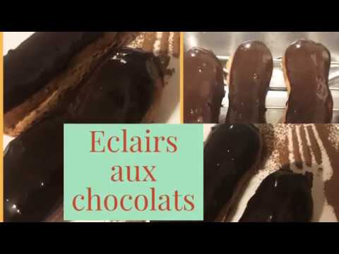 recette-des-eclairs-au-chocolat-avec-tous-les-secrets-de-sa-réussite