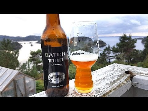 Amager Batch 1000 IPA By Amager Bryghus | Danish Craft Beer Review