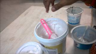 Step 3 - Cone Preparation - Tanjore Painting Tutorial In Tamil