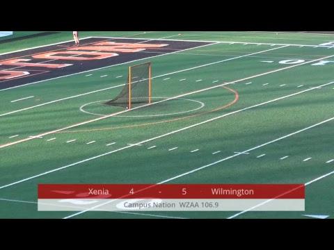 High School Lacrosse - Xenia Buccaneers @ Wilmington Hurricane - 04-30-2018