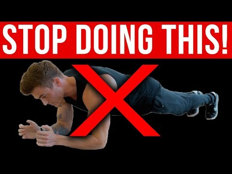 The WORST Ab Exercise Ever (STOP THIS TODAY!)