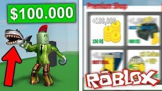 100.000$ WAPEN! *TE EPIC* (Roblox Destruction Simulator)