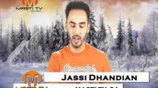 Amrinder Gill new song tu juda hoya viakya sahit by jassi dhandian masti tv toronto canada.wmv