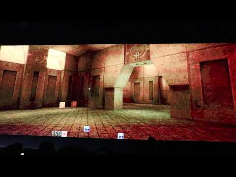 NVIDIA Takes Quake 2 To The Next Level With RTX Effects At GTC 2019
