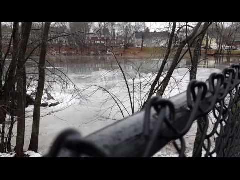 Melting river, Part 1