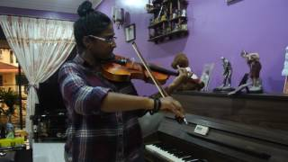 Senthoora - Bogan's violin cover