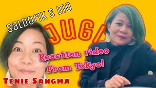 JUGI Reaction Video from Tokyo, Japan! A Soulful love ballad!