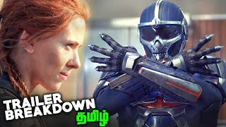 Black Widow FINAL Tamil Trailer Breakdown (தமிழ்)
